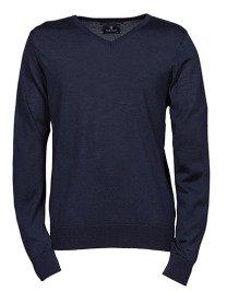 Sweter V-Neck | zhaftem.pl