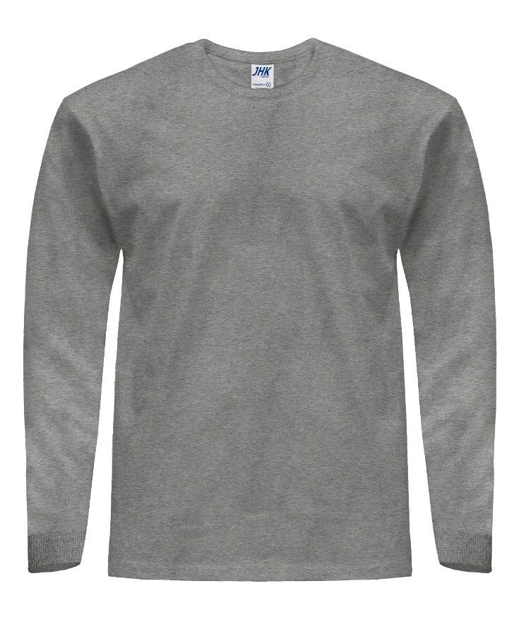 T-Shirt meski z długimi rękawami